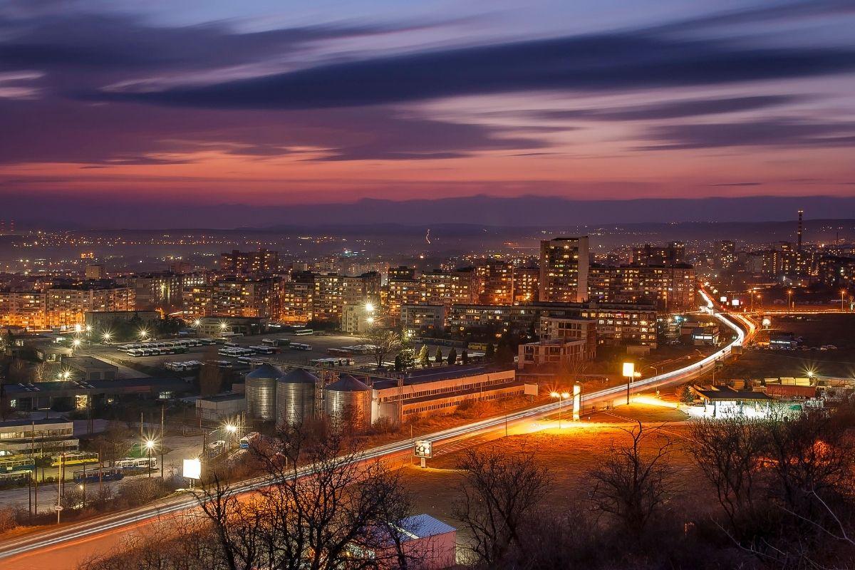 Weekly offer in Varna