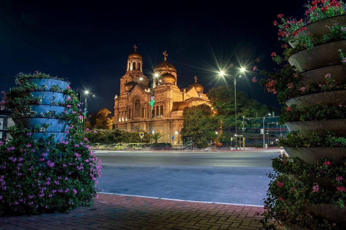 Weekend offer in Varna